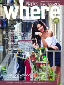 Where Naples Coast&Islands October 2017 - Cover