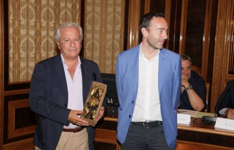 Antonio De Risi e Mauro Bosco