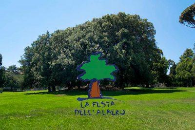 Festa dell'Albero Museo e Real Bosco di Capodimonte