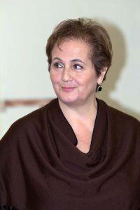 Luisa Ambrosio, direttrice del Museo della Ceramica Duca di Martina e di Villa Floridiana