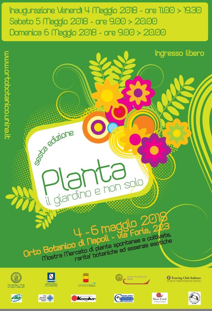 Planta. Locandina della sesta edizione