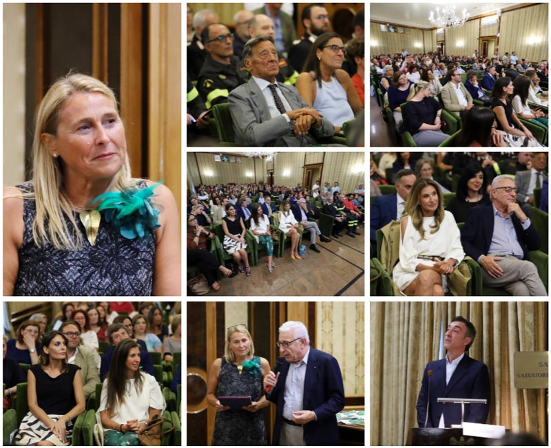Cerimonia 2018 Premio GreenCare Photogallery