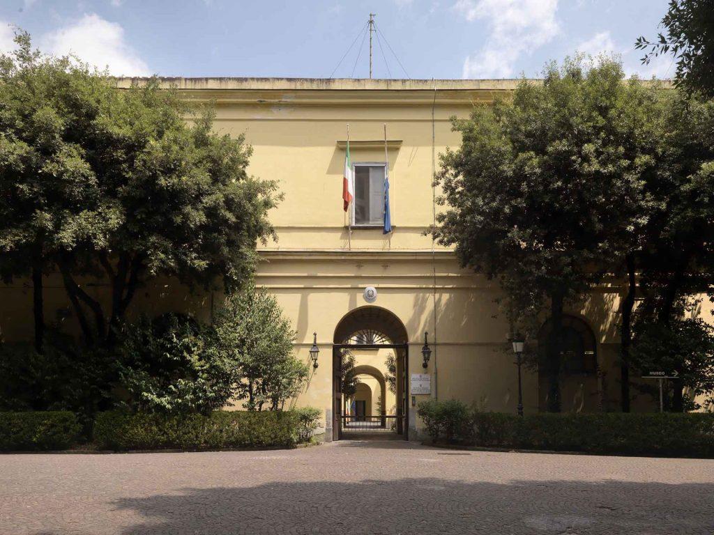 Le Scuderie del Museo e Real Bosco di Capodimonte