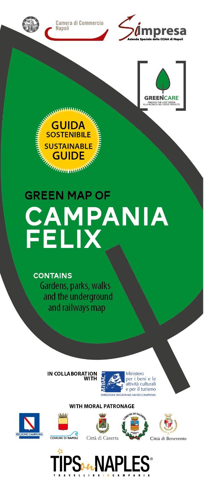 Green Map of Campania Felix